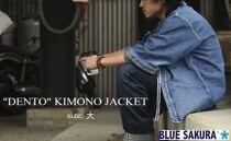 CK01【大サイズ】「DENTO」KIMONOJACKET