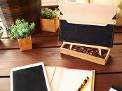 CA03【ギフト用】【刻印希望あり】児島デニム×本革タブレットスリーブ(iPad/iPadPro・タブレット対応)