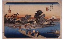 川崎浮世絵ギャラリーをご覧いただける年間パスポート引換券