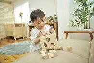 檜のおもちゃ IKONIHアイコニー ドロップボックス