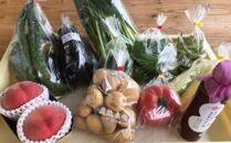 JA直売所 季節の新鮮野菜・加工品セット