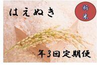 【2020年度産先行受付】中山町産美味しいお米厳選!「はえぬき」新米のみ合計30Kg