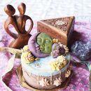 【乳製品不使用】ヴィーガンローチョコケーキ「Samatwa」