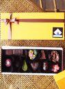 【乳製品不使用】カラフルなローチョコレートギフト10粒詰め合わせ