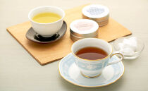 Yakushima「森の紅茶・緑茶」健康2種セット