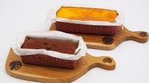【1984年創業葉山ビーカープリンのマーロウ】チョコとベイクドチーズケーキセット