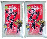 金沢いやさか米コシヒカリ(精米)5kg×2