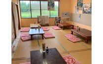 篠島お魚の学校&しらす食堂ランチ ペアお食事券