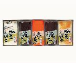 富山大和百貨店選定〈梅かま〉中型かまぼこ5本詰合せ