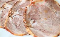 千葉県産おいしい自家製焼き豚