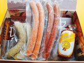 富士山湧水で作ったドイツ製法手作りソーセージフランク3種とリヨナセット