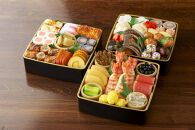 近藤のおせち料理京風三段重