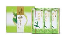 水戸市優良観光土産品「水戸茶」3本詰合せセット