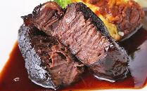 【イタリアンレストラン ヴェッキオ・アルベロ】牛ホホ肉の赤ワイン煮込み