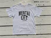 MENTAI CITY Tシャツ S