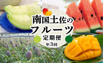 【6~9月受付/年3回お届け】季節のフルーツセット(2021年度受付)