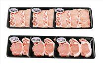 【特別企画・数量・期間限定】鹿児島黒豚ローススライス・とんかつセット(計1.8kg)(C-2501)