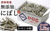 煮干し【いりこ】小羽 1.5Kg