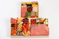 【京都洋食スター食堂】おせち三段重「雅」