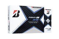 ブリヂストンゴルフボール(TOURBXS・3ダース・パールホワイト)
