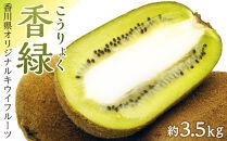 香緑(こうりょく)キウイフルーツ 約3.5kg