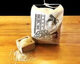 ◆【業平園】【無農薬】在原の美男米【玄米】