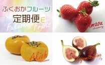 ふくおかフルーツ定期便【全3回】E