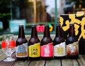 【秋田の地ビール】秋田あくらビール5種類+オリジナルグラスセット