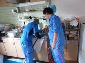 【京丹後市】排水管清掃サービス(建物内)