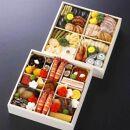 【京都ホテルオークラ:京都のおせち】二重おせち料理≪和食の重・中国料理の重≫