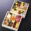 【京都ホテルオークラ:京都のおせち】二重おせち料理 ≪洋食の重・中国料理の重≫
