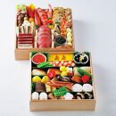 【京都ホテルオークラ:京都のおせち】プレミアム二重おせち料理