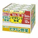 伊藤園 紙パックビタミン野菜200ml12本入り