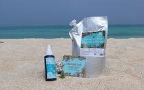 【エシカル】サンゴに優しいくもり止めボトル&詰め替えセット