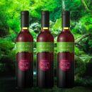 エル・グリーンファームの「やま庭のワイン」375ml×3本