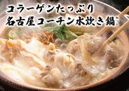 名古屋コーチン水炊き鍋セット