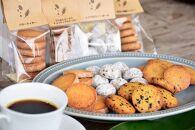 「豆と麦」の焼菓子(クッキー4種)