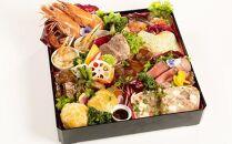 <2022年1月1日午前中お届け>洋風おせち料理~千朶(2名様)~配送地域限定