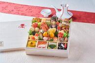 音羽謹製おせち料理「梅」 12月31日到着(北海道、九州、沖縄、離島は除く)