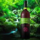 エル・グリーンファームの「やま庭のワイン」750ml×1本