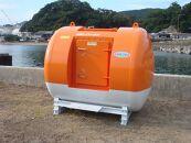 津波水害用避難カプセル「たすかプセル」防災防災用品防災グッズ非常時安全命を守る完全受注生産