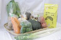 R009旬の野菜詰め合わせ&あきたこまち2kg