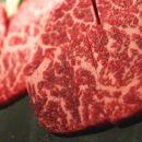 《熊野牛》極上モモ焼肉用500g A4【和歌山県特産和牛】