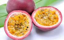 【2021年発送】有機栽培パッションフルーツ約1kg☆南の島ヨロン島からお届け