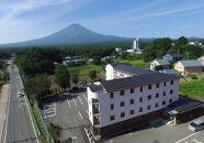 富士山のふもとでワーケーションふじざくらインシングル利用(1泊2日)10泊分回数券