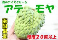 【数量限定】南国果実アテモヤ(小6玉程度 約2kg)