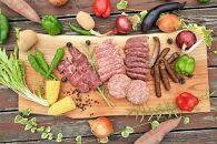 家族や友人と楽しめるバーベキューセット(焼肉・牛肉バーグ・牛肉ソーセージ・牛串)キャンプ、BBQ、パーティー、アウトドアにどうぞ