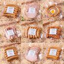 お取り寄せ無添加ハムソーセージ冷蔵9種類10個詰合せご自宅用手作り中山道ハム
