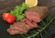 日本海牧場のローストビーフ(1袋)と日本海牧場の【牛生ハム】ブレザオラ(3袋)セット