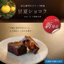 自園の果実を生かした、小豆島ならではのお菓子 甘夏ショコラ